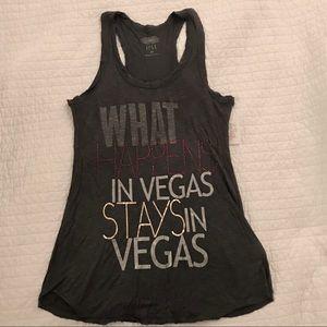 """Tops - """"What Happens in Vegas Stays in Vegas"""" Tank Top"""